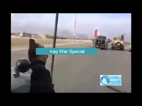 Iraq War- Special Forces In Heavy Combat Action Against ISIS 5|RAW FOOTAGE