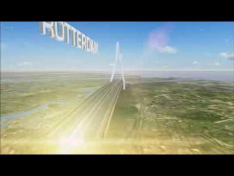 Le parcours du Tour 2010 en 3D / The 2010 route in 3D