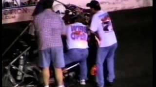 Devils Bowl Speedway Crash