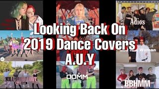 Looking Back On 2019 Dance Covers