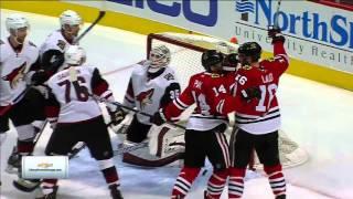 NHL 15/16, RS: Arizona Coyotes - Chicago Blackhawks