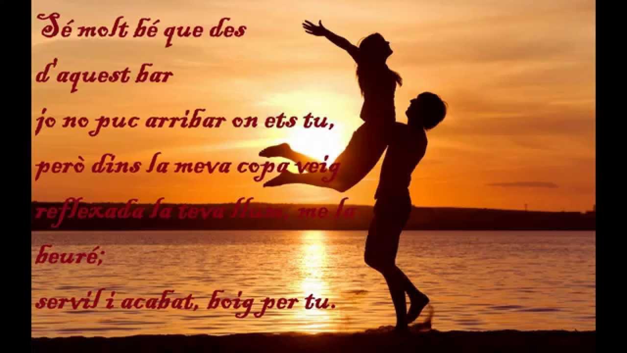 Boig Per Tu - Shakira (Lletra/Letra/Lyrics) | Musica ...