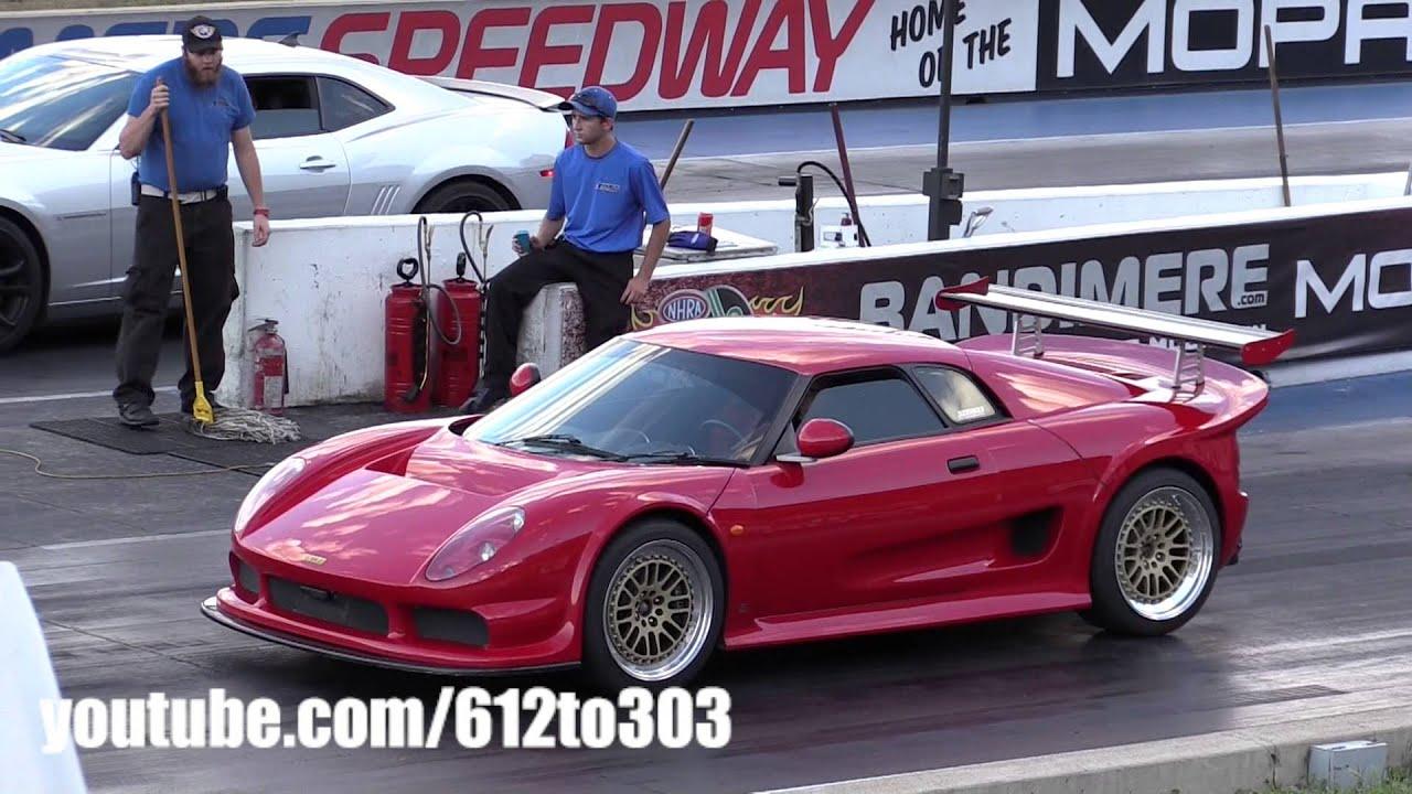 2014 Camaro ZL1 vs Noble GTO-3R Supercar Drag Race - YouTube 713e87fceea