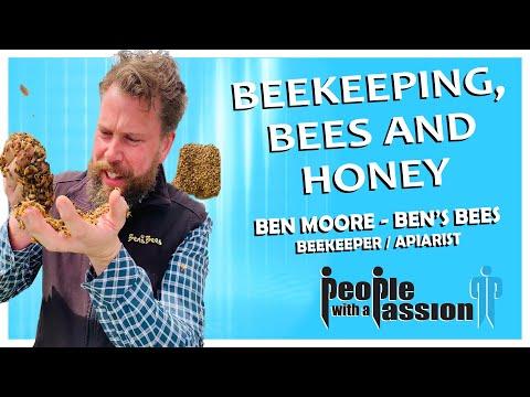 Beekeeping, Bees and Honey Production | Ben Moore - Beekeeper / Apiarist