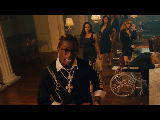 Young Thug, Yak Gotti, & Gunna - Take It To Trial (Official Music Video)