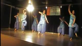 San Sanana - Arya Dance Academy IDC 2009