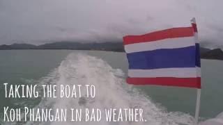 Thailand shortklips: flagga