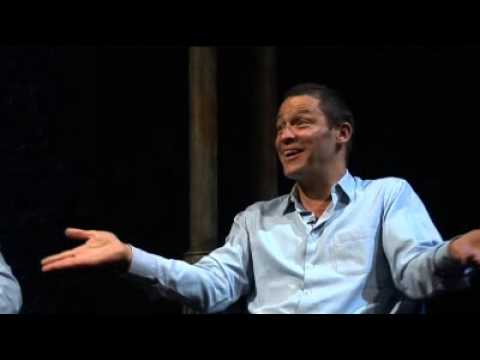 In Discussion with...Dominic West  The Wire