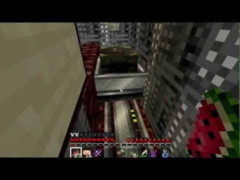 The Minecraft Adventure Gloria #2: Reactor Bodge Job!
