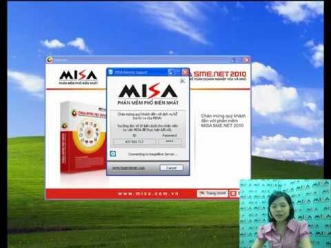Hướng dẫn cài đặt phần mềm kế toán Misa 2012