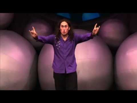 Ross Noble - Australian Wildlife - Kangaroos and Emus