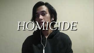 (Cover) Logic - Homicide (Feat. Eminem) - Rizzy | Indonesia