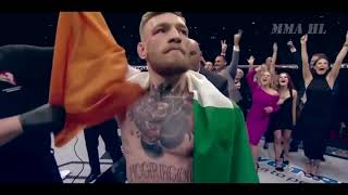 Conor McGregor Highlights, Knockouts  (DMX X Gon Give It To Ya)