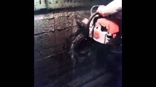 Бензопила для работы по бетону и камню STIHL GS 461(, 2013-04-16T13:29:24.000Z)