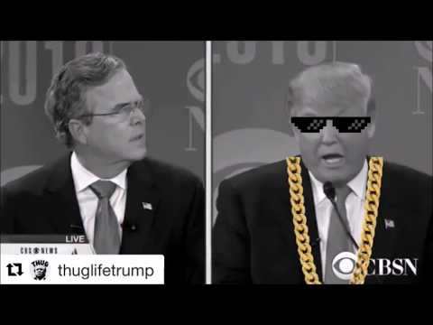 New Thug Life Trump Moments! ORIGINAL VIDEO