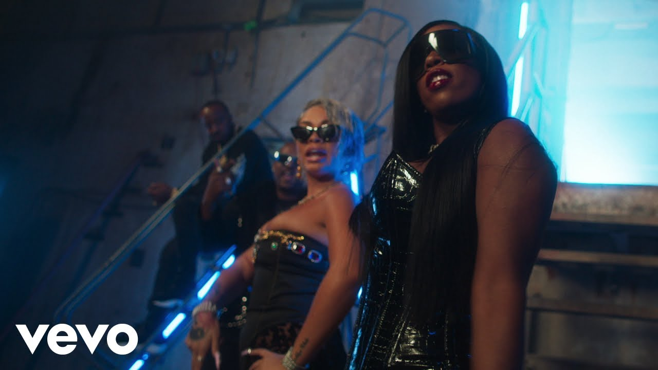 Kash Doll ft. DJ Infamous, Mulatto & Benny The Butcher - Bad Azz (Official Music Video)