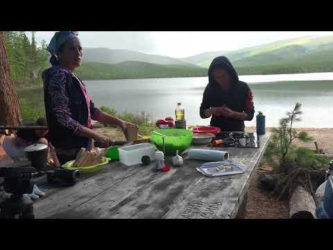 Озеро Шебеты. Прибытие