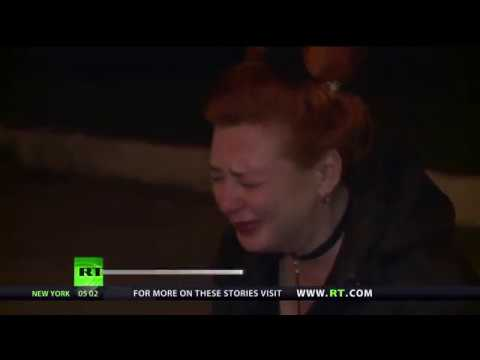 Crimea in Mourning: Kerch college shooting leaves 21 killed, up to 70 injured