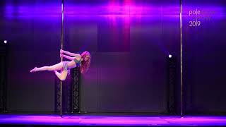 Agnieszka Rolewska - Semi-pro - Pole Dance Show 2019