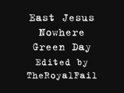 Green Day - East Jesus Nowhere (on Helium)