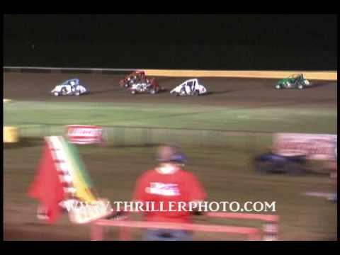 Dutton's Speedway 8-28-09 Highlights