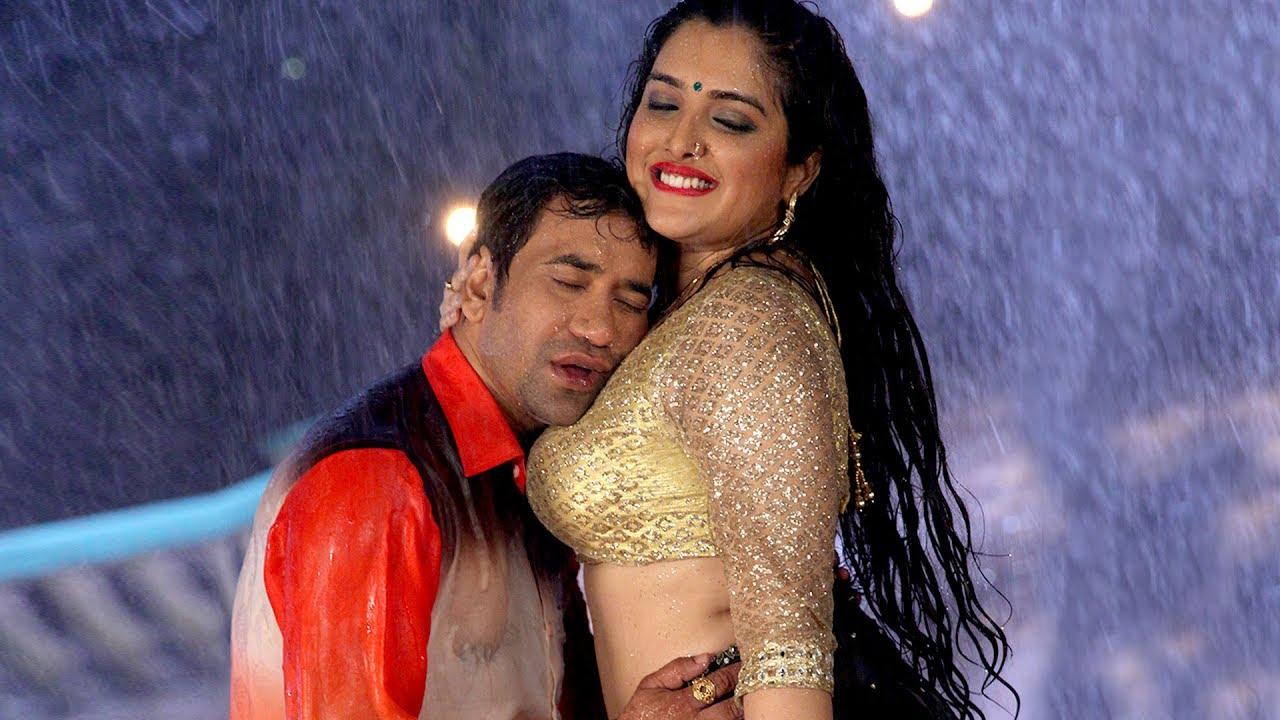 Barish Mein Bhige Aamrpali Aur Dinesh | आम्रपाली और दिनेश सुपरहिट वीडियो