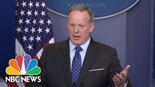 White House Weighs In On Decision To Not Release Michael Flynn Documents | NBC News