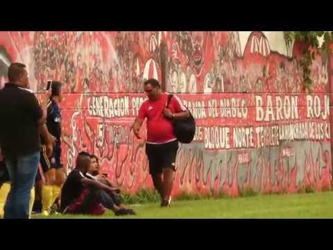 VIDEO MEJORES MOMENTOS INTEGRACIÓN FAMILIA ESCARLATA 2016 SEDE CASCAJAL