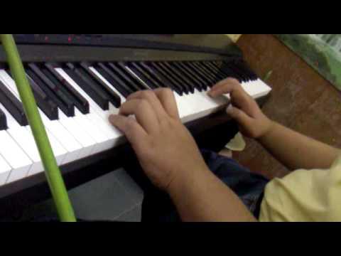 สอนดนตรีเด็กพิเศษ อาขยานล้านนา ออมสิน - ออทิสติก 1 (ดนตรีบำบัดเด็กออทิสติก)