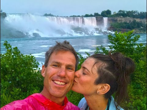 Niagara Falls and the Erie Canal Trail-Ryan and Ali Bike Across America-Ep 31