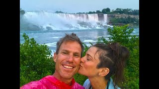 Niagara Falls and the Erie Canal Trail-Ryan and Ali Bike Across America-Ep 31