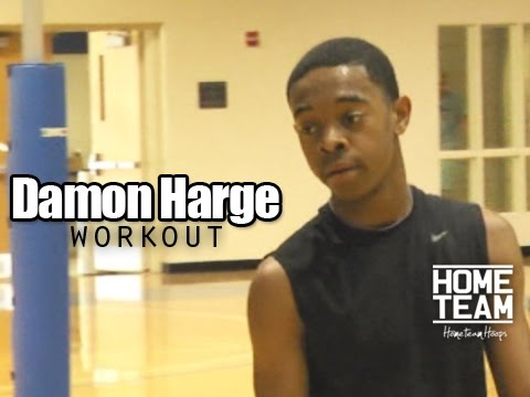 Damon Harge Workout With Iren Rainey | Mini Doc