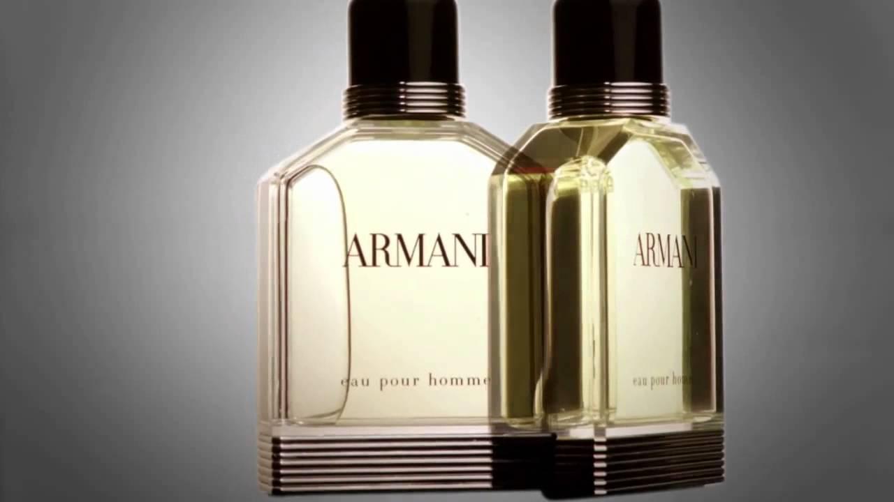 armani eau pour homme giorgio armani youtube. Black Bedroom Furniture Sets. Home Design Ideas