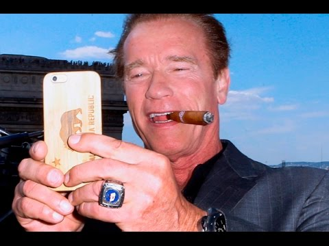 Arnold Schwarzenegger Net Worth 2018 Houses And Luxury Cars Youtube