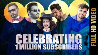 CELEBRATING ONE MILLION SUBSCRIBERS | AMAR AUDIO