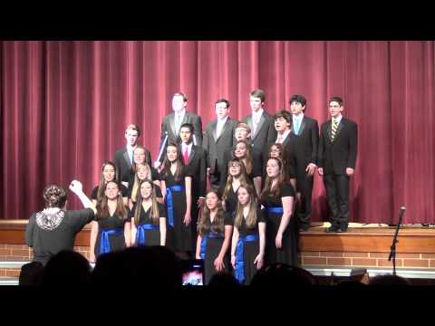 Bohemian Rhapsody (acapella) - Oxford Area High School Chorale Ensemble