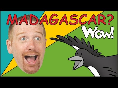 Steve and Maggie in Madagascar + MORE, 12 mins | Songs for Kids | Wow English Story for Children