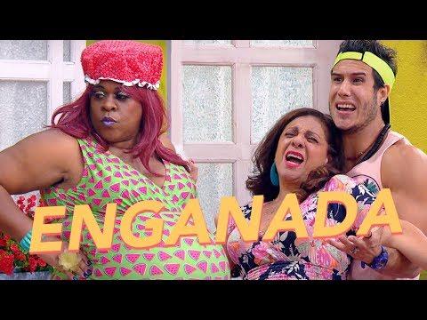 Terezinha ENGANOU a Dona Jô e a casa caiu 😱  Vai Que Cola  REPRISE  Humor Multishow
