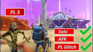 AFK ALL DAILY WARGAMES Fortnite Save The World Glitch