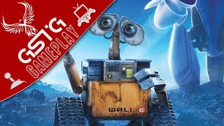 Wall-E [GAMEPLAY by GSTG] - PC