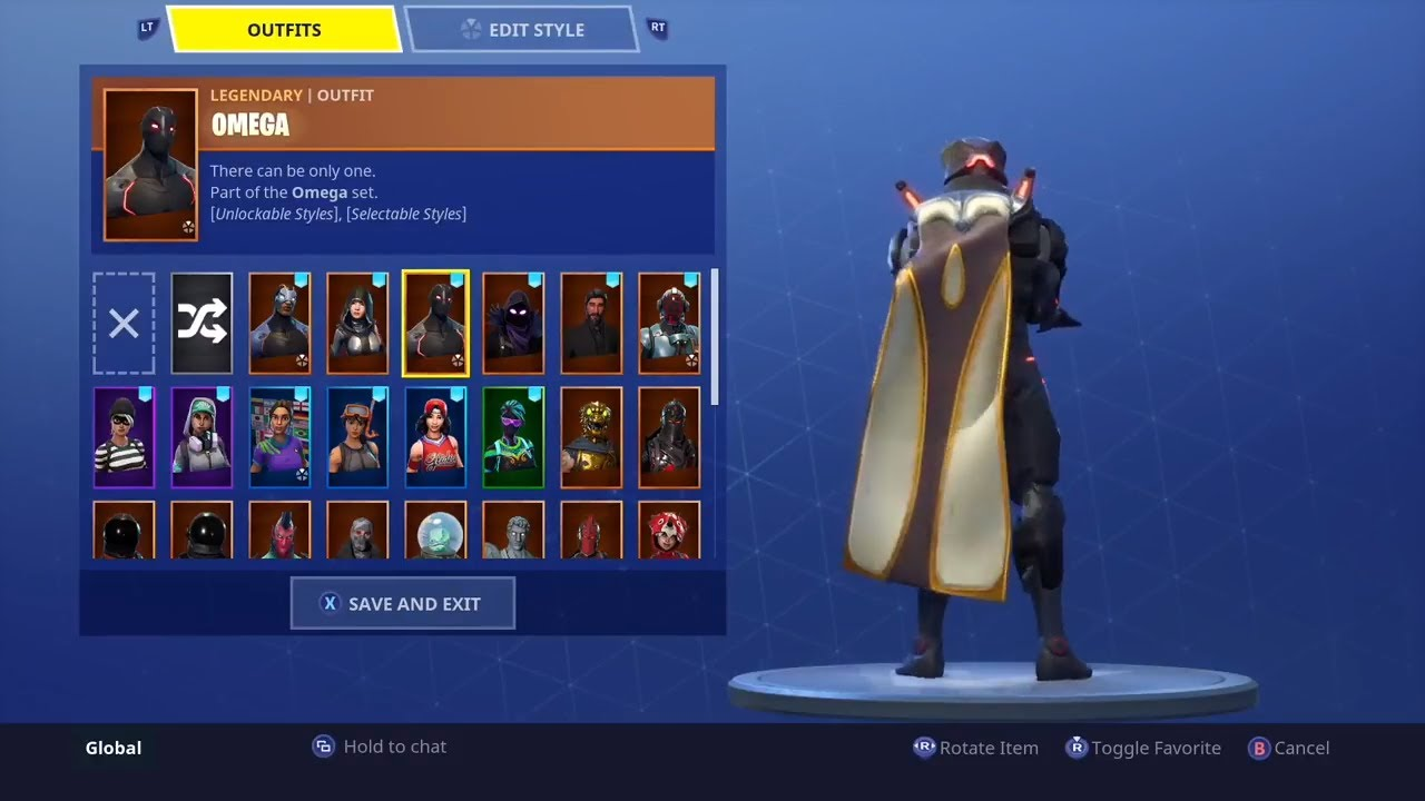Fortnite trying out new back bling ventura cape on 20 - Ventura fortnite ...