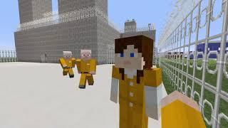Minecraft l'evasion (Court métrage)