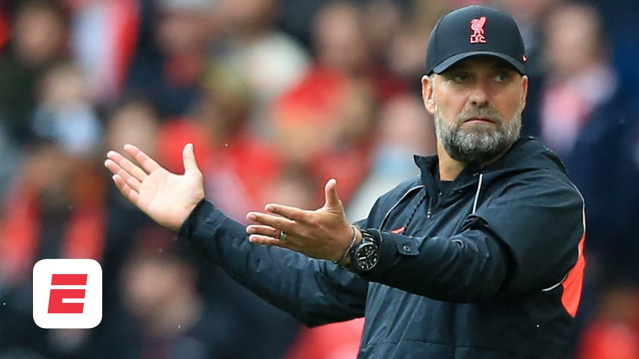 Why Jurgen Klopp and Ole Gunnar Solskjaer are left alone with foul criticism in the Premier League    ESPN FC – ESPN England