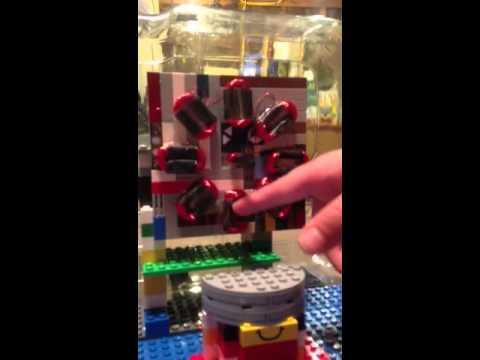 LEGO Hydroelectric Generator