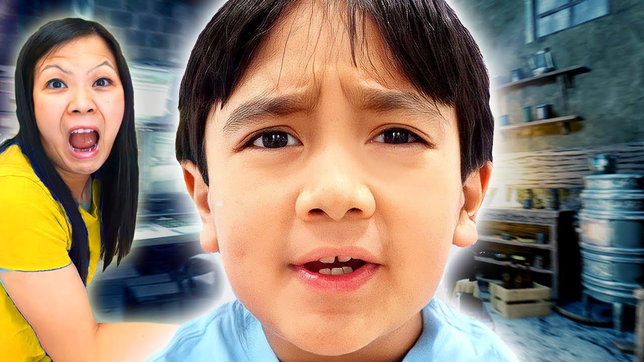 Download The Dark Side Of Ryan ToysReview's Mom