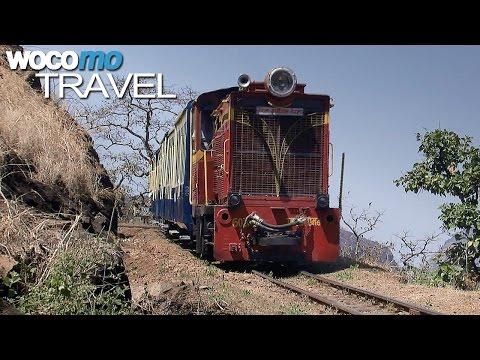 Die Matheran-Hill-Bahn (Reisedokumentation in HD) | Auf schmaler Spruch durch Indien -  Teil III