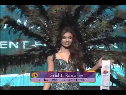 Final Country Dress & Swimsuit Miss Asia Pacific 2013 Supertalent of the World Season 3