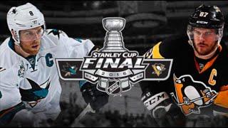 """2ND PLACE"" - 2016 NHL Stanley Cup Final: Penguins v Sharks Commercial"