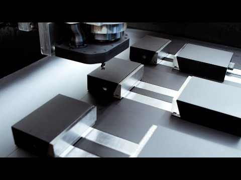 Sci-fi CNC Machine - Flash CNC Upgrade/mod/design Inspiration