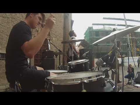 Rumor Mill - (WATIC Cover) Away From Here - Mattia Campori Drum Cam